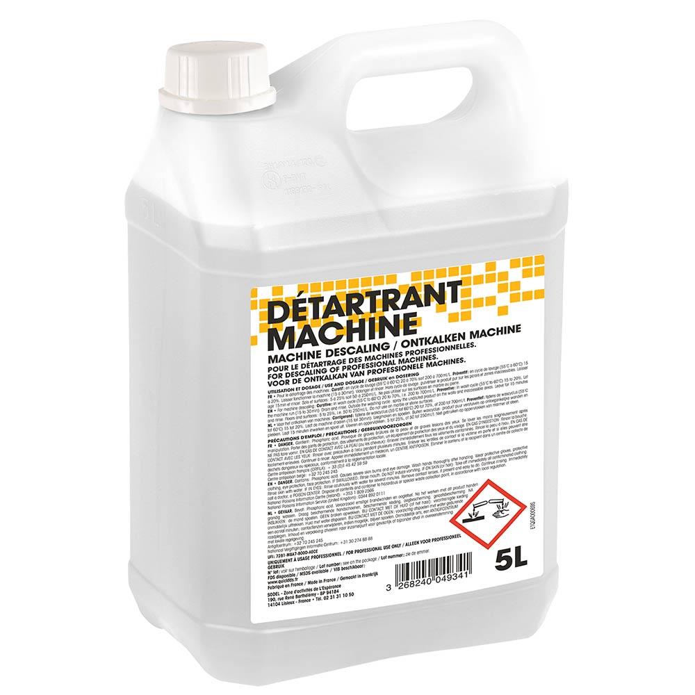 DÉTARTRANT MACHINE (acide phosphorique)