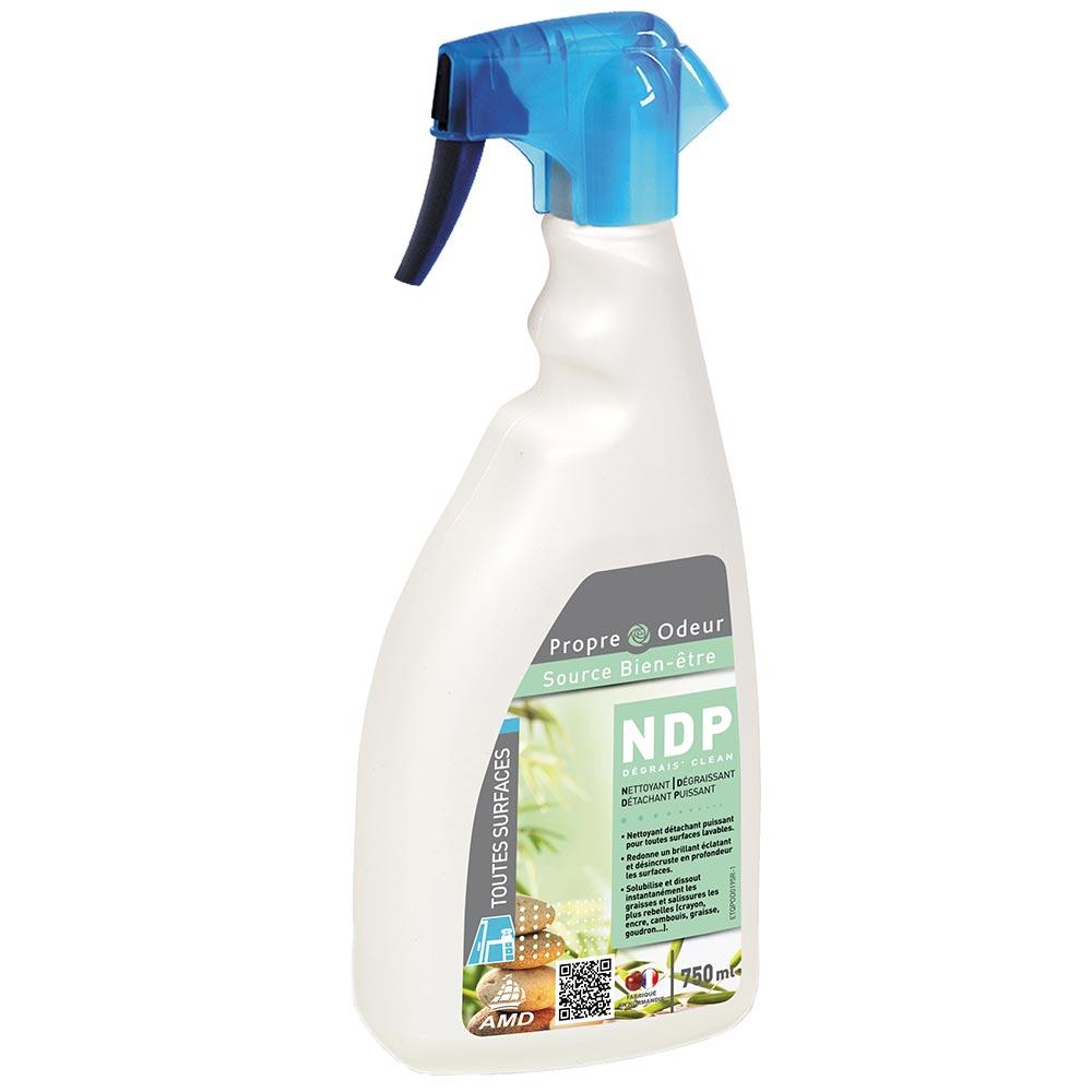 NDP - DEGRAIS' CLEAN