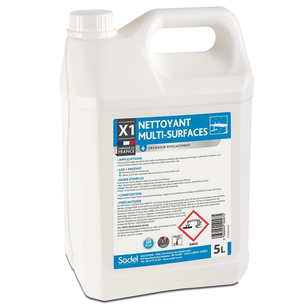 NETTOYANT MULTI-SURFACES