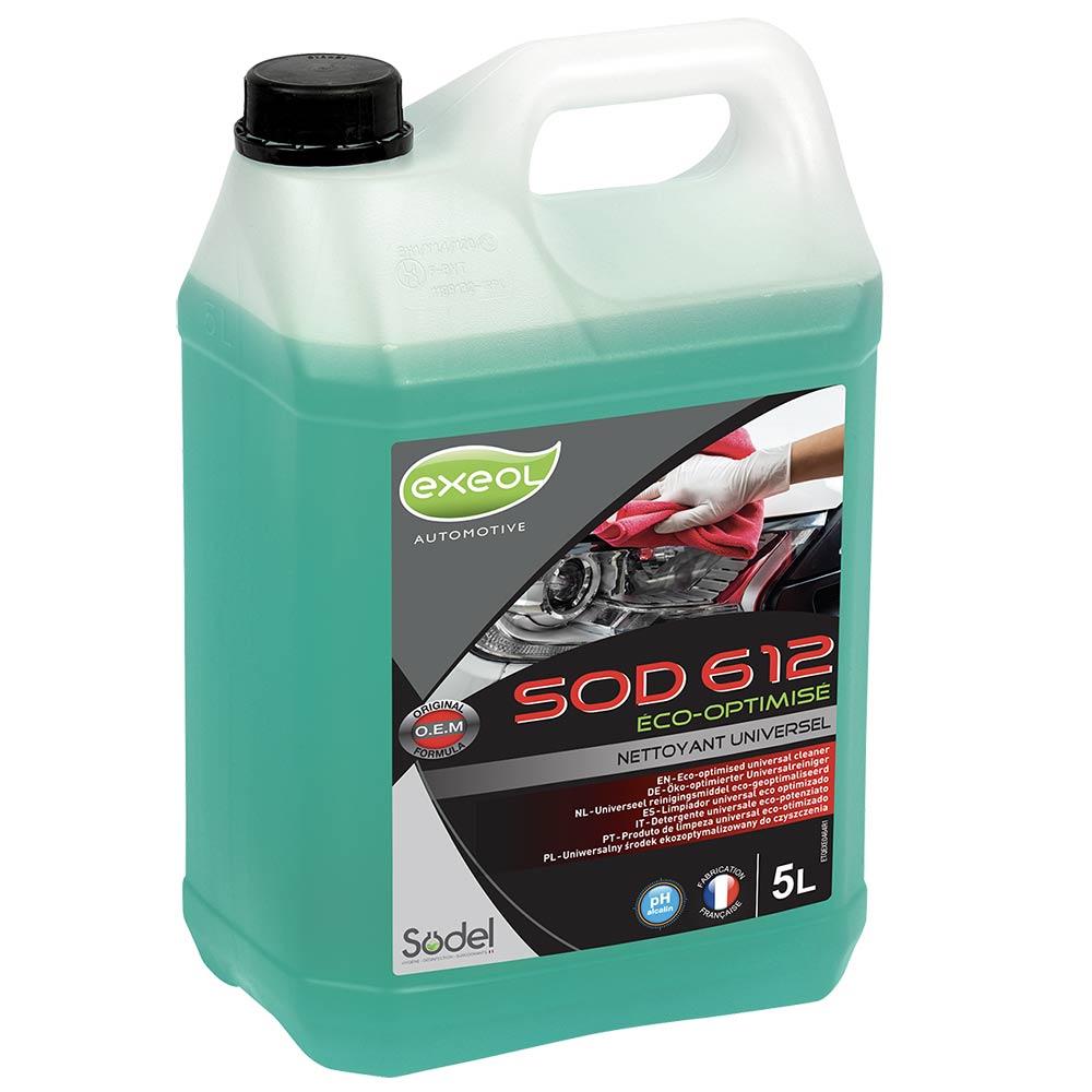 SOD612 ÉCO-OPTIMISÉ